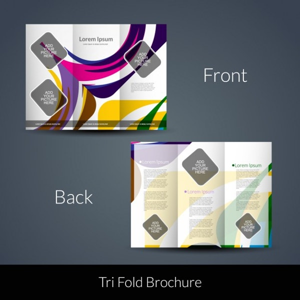 Tri fold brochure template 17 free psd ai vector eps for Colorful brochure design