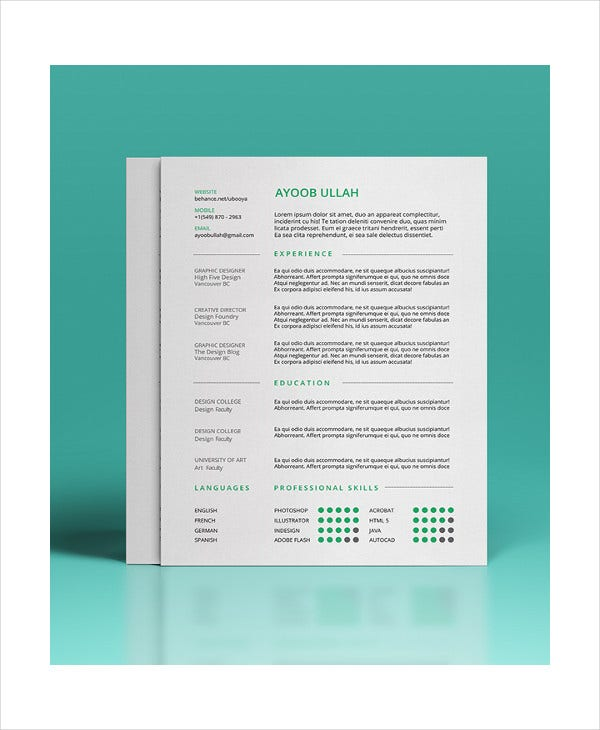 Administrative Assistant Resume - 14+ Free Word, PDF, PSD Documents ...