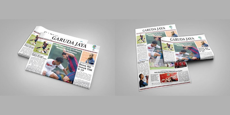 sports-newspaper-layout