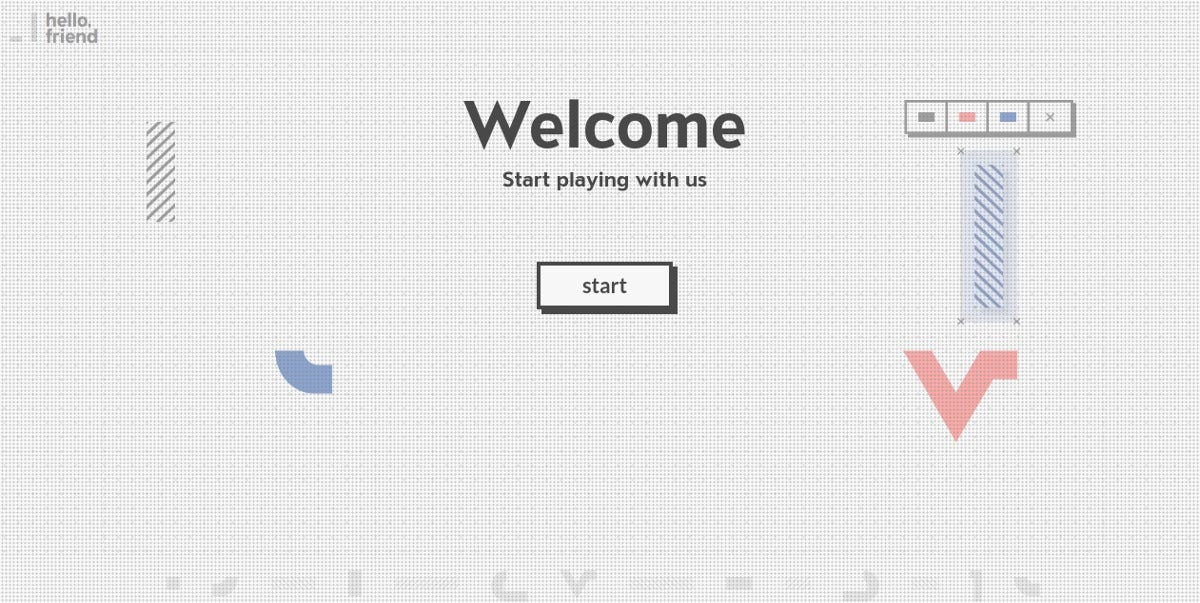 Project Minimalist Website Design