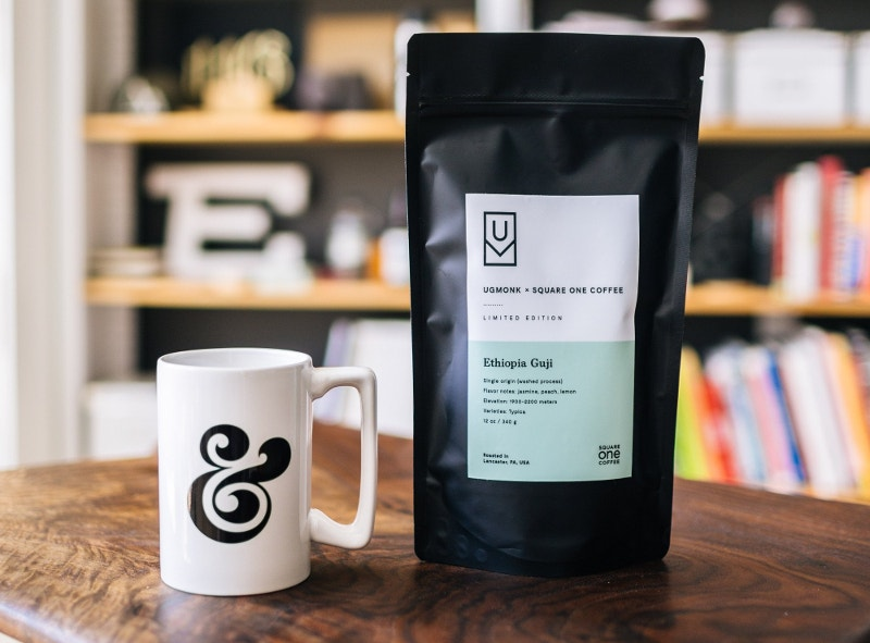 28 Excellent Coffee Packaging Bag Designs Psd Ai