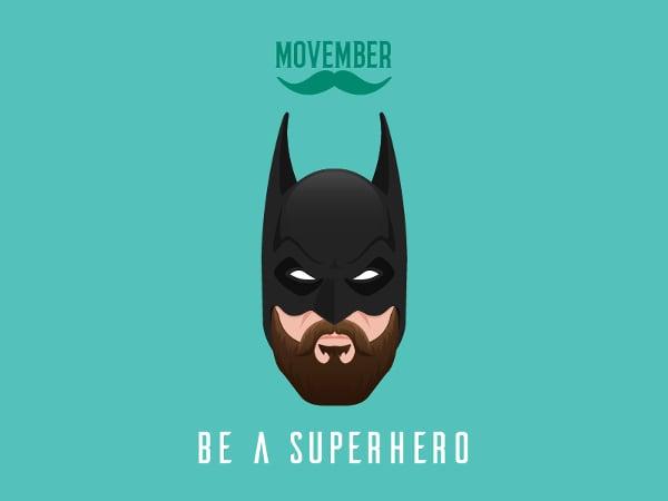 noshavenovember-poster-design