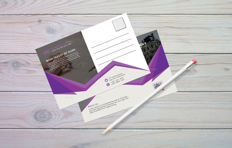 business-post-card-design