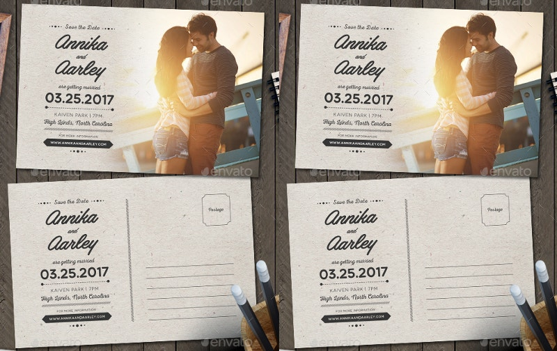 save-the-date-post-card-design