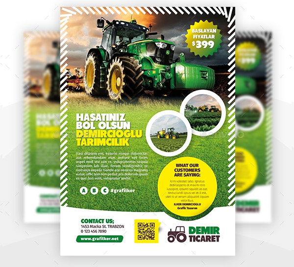 Landscape flyers free landscaping flyer templates to for Garden maintenance flyer template