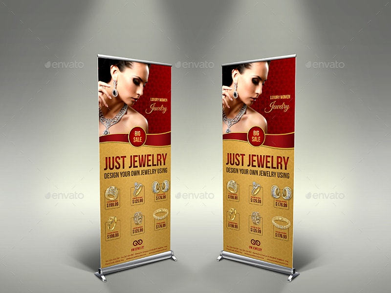 advert jewelry advertising bundle