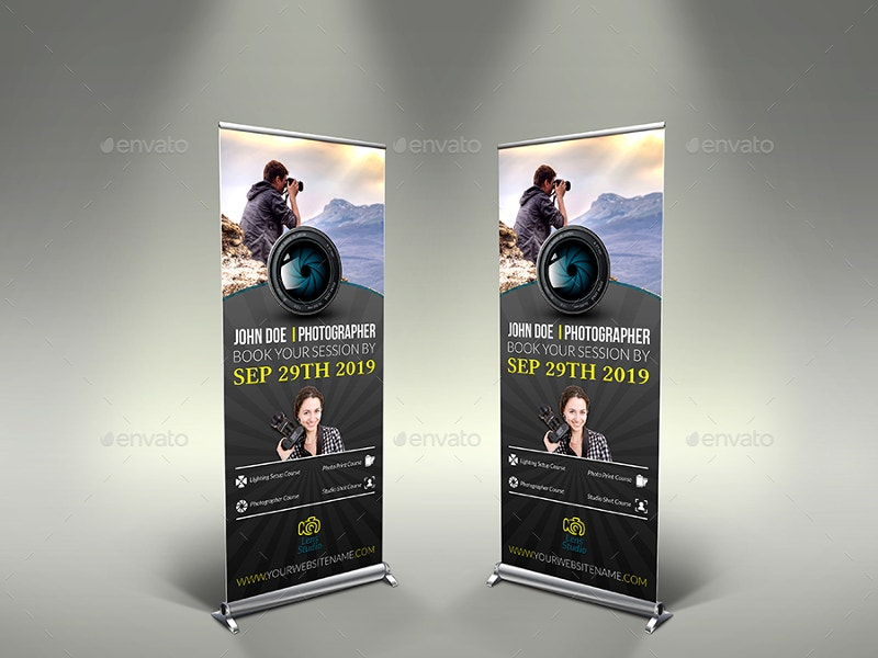 photographer advertising bundle for training