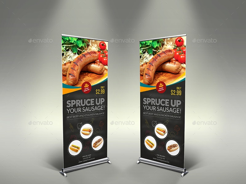 restaurant advertising bundle