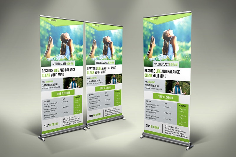 photoshop-roll-up-banner-for-yoga