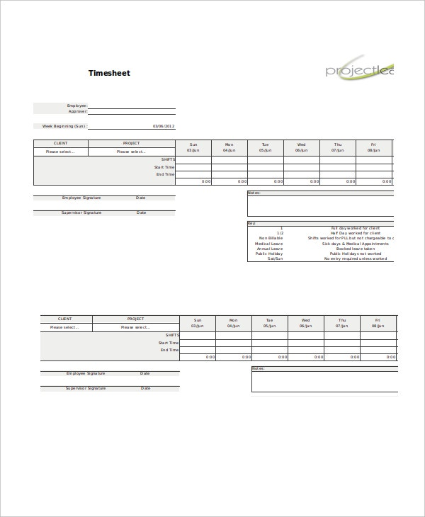 weekly-timesheet-template