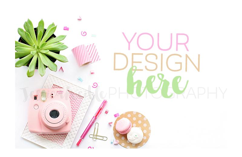 feminine-plant-pink-camera