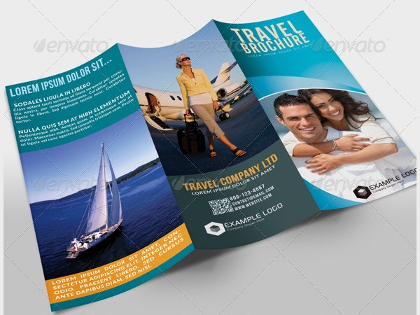 tri fold travel brochure example juve cenitdelacabrera co