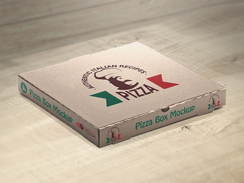 free download pizza box mockup
