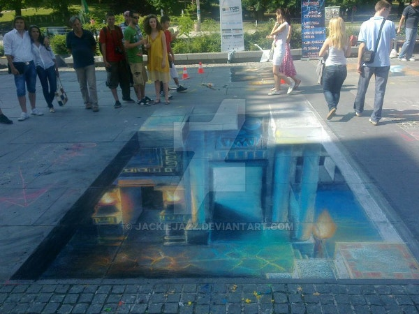 3d-street-art-illusion-in-underground-world