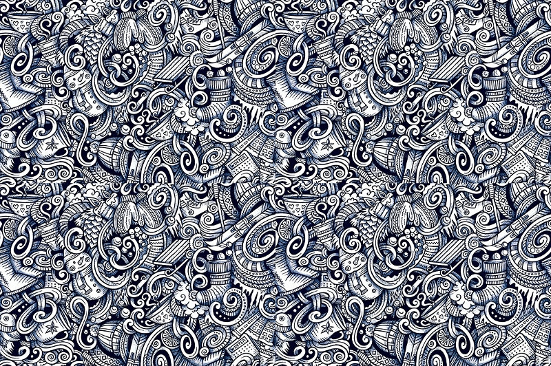 decorative-winter-doodles-patterns