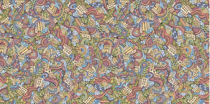 2-architecture-doodles-houses-seamless-pattern