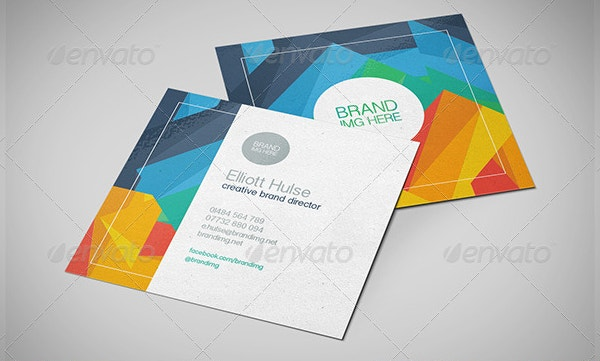Polysq Square Business Cards