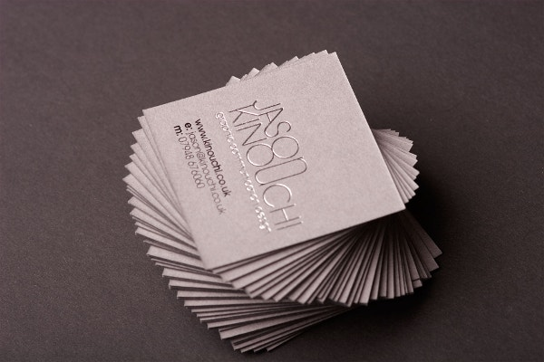 Kinouchi Business Cards