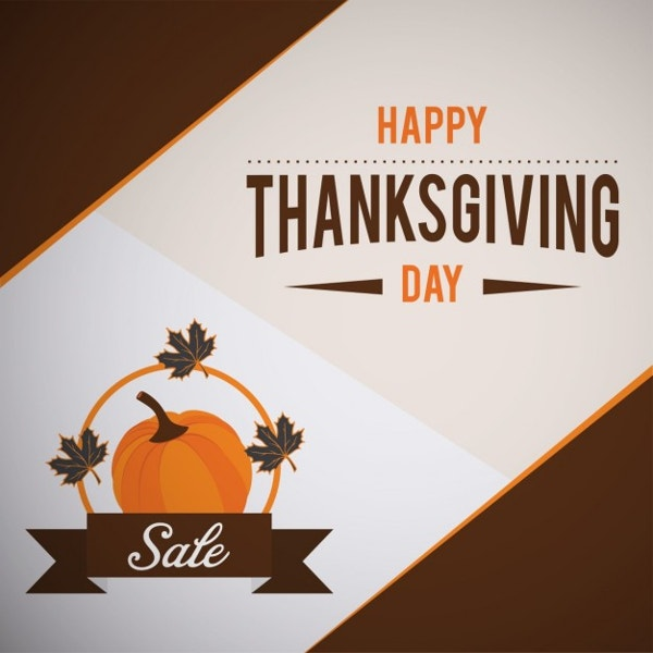 Thanksgiving Free Vector Format Download