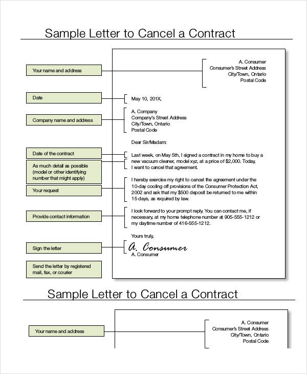contract-termination-letter