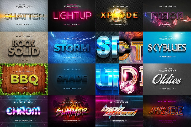 100-typography-3d-text-effects