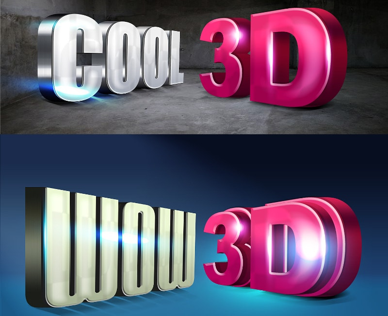 smart-object-3d-text-effect