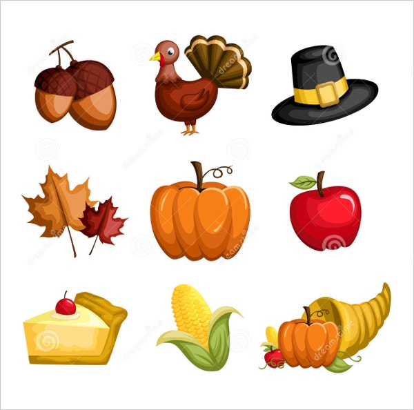 printable thanksgiving icons