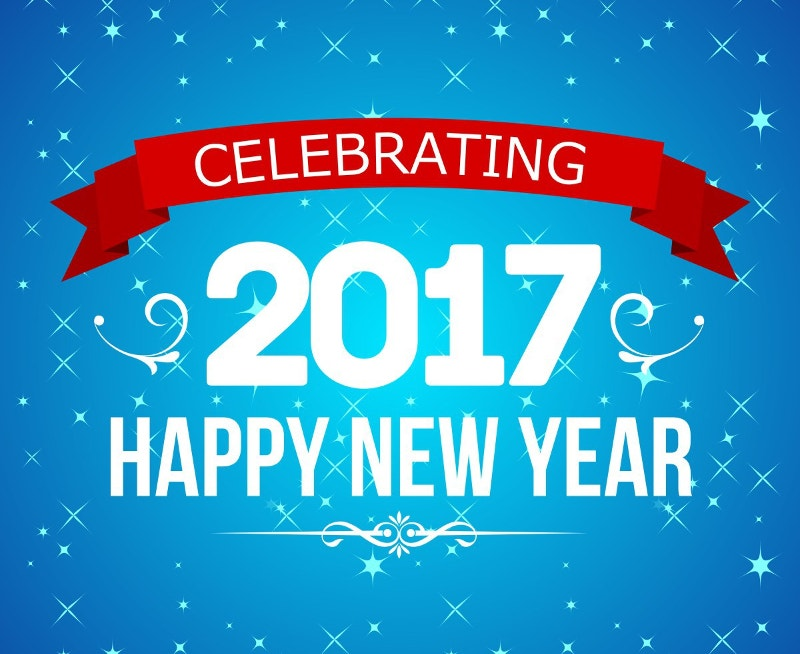 new year 2017 poster free download