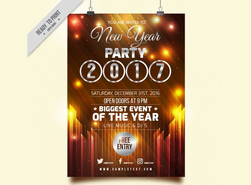 free download golden 2017 poster