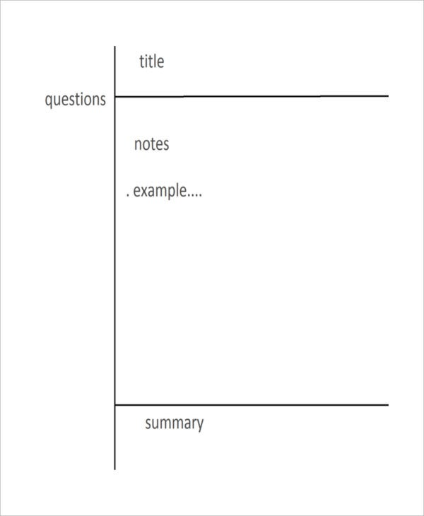 simple-cornell-notes