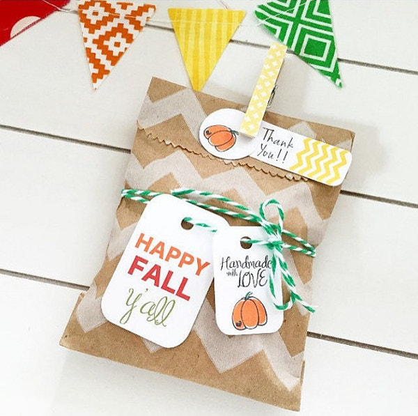 thanksgiving product packaging designs