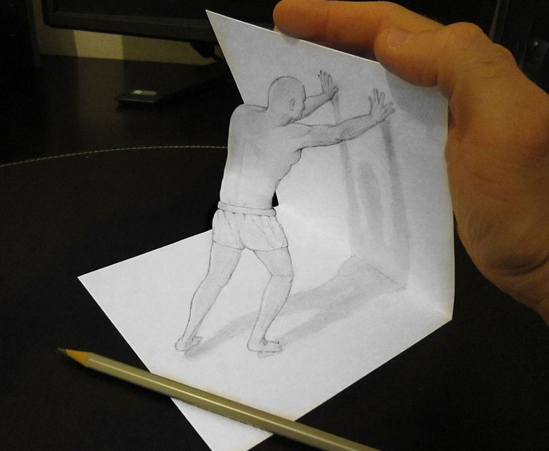pencil-art-of-man-pussing-wall