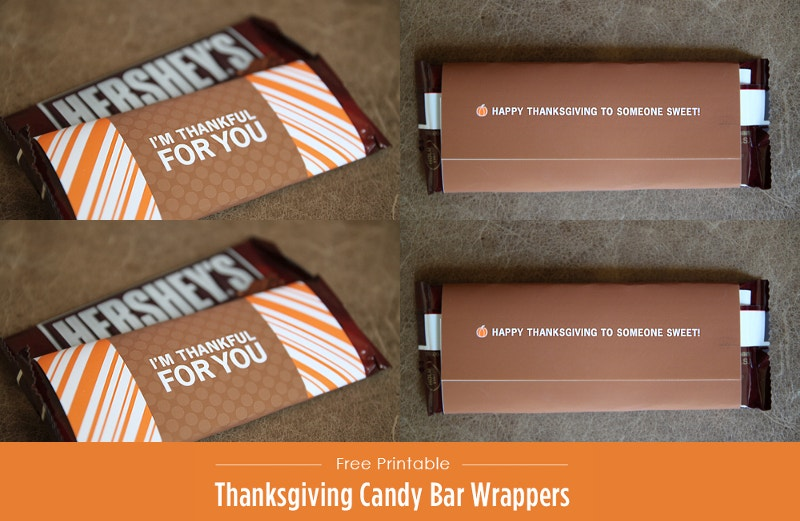 thanksgiving-candy-bar-packaging-design