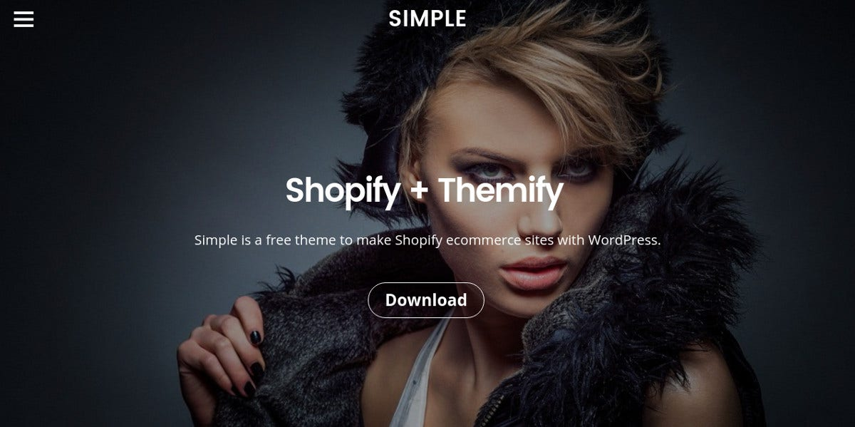 Fashion Responsive WordPress Theme $69