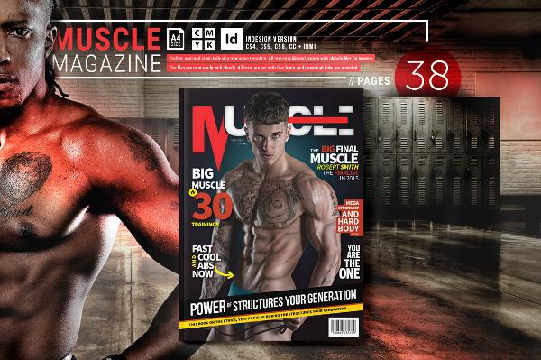Muslce Fitness Magazine