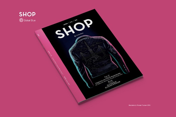 Shop Magazine Cover
