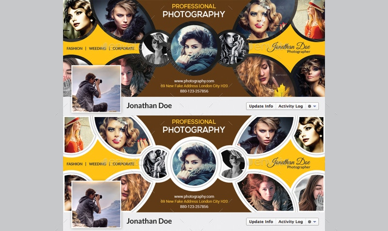 beauty photography facebook timeline cover