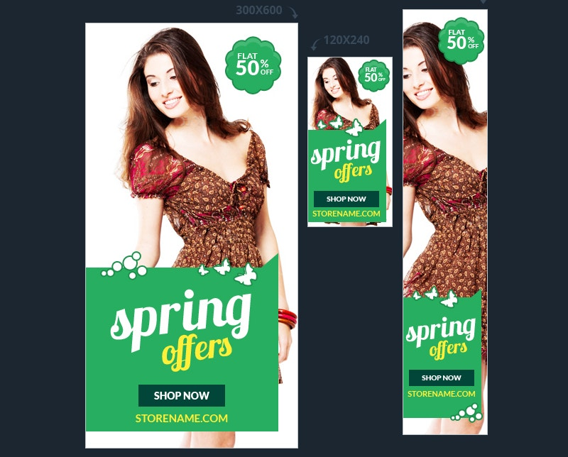 spring-offer-web-marketing-banners