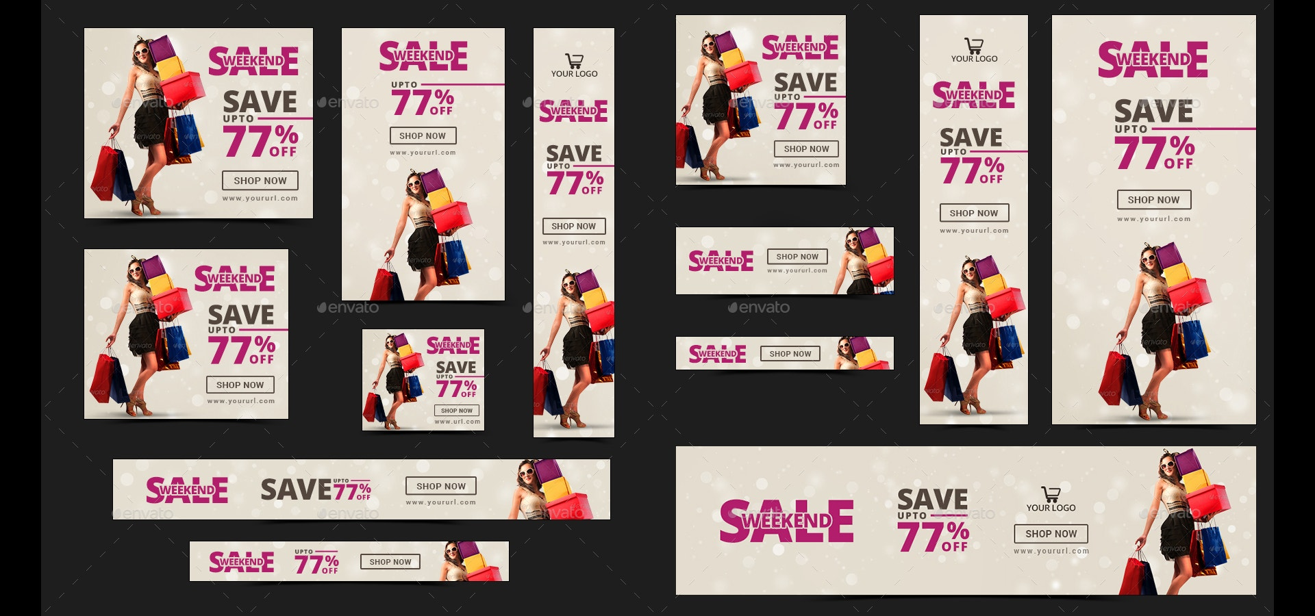 20 Printable Product Banners Psd Ai Eps Vector
