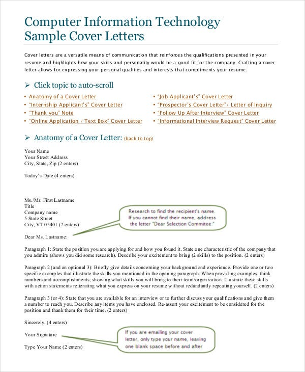 uk - Cover Letters For Online Applications
