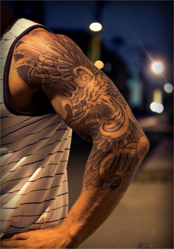 Sleeve Tattoo For Men