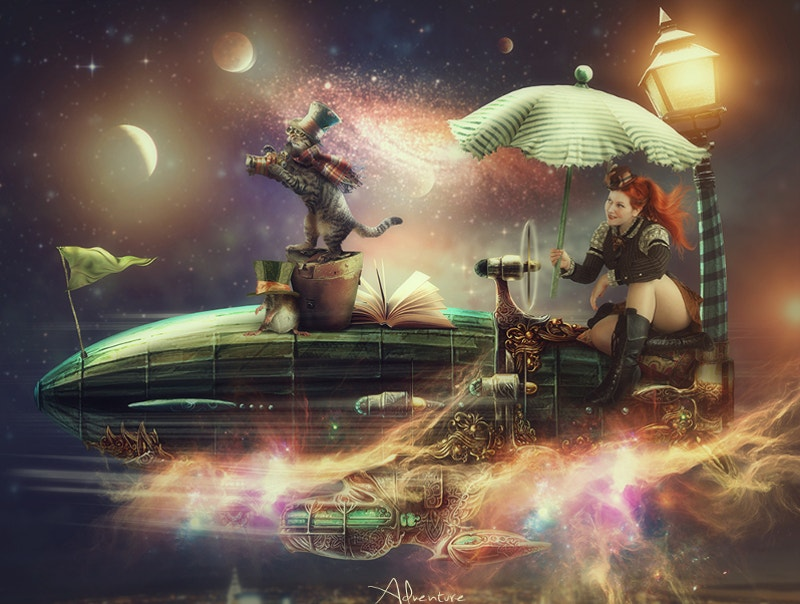 adventurous-steampunk-art-by-cindysart