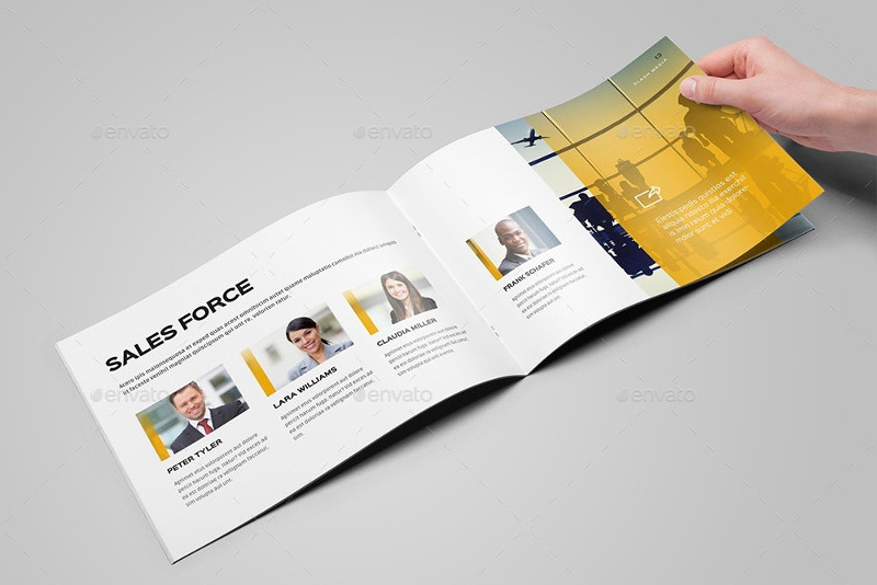 25+ Landscape Brochures - Free PSD, EPS, AI Format Download | Free ...