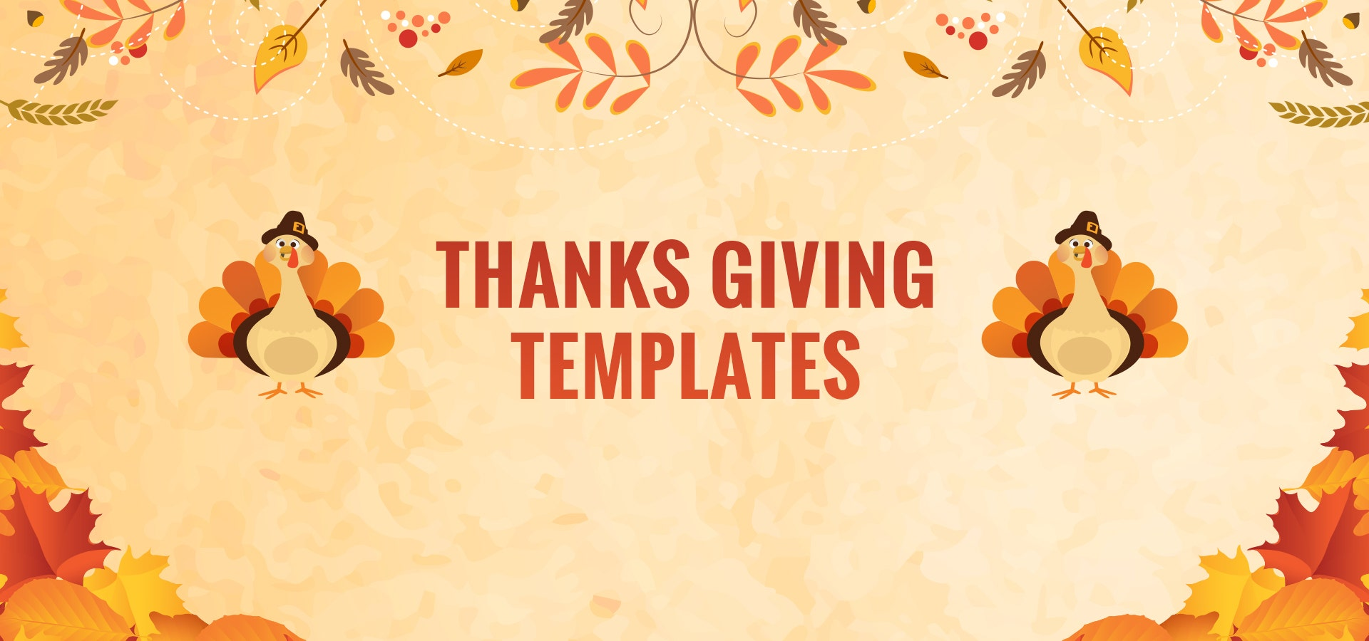 76 Printable Thanksgiving Templates