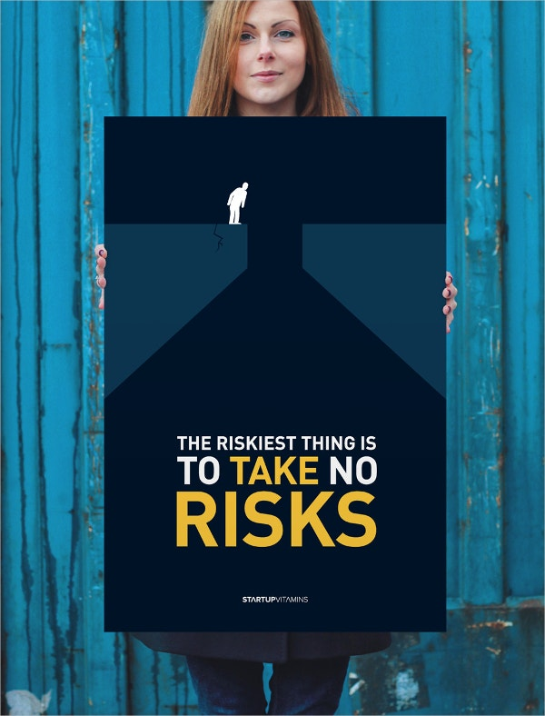 risk-motivational-poster