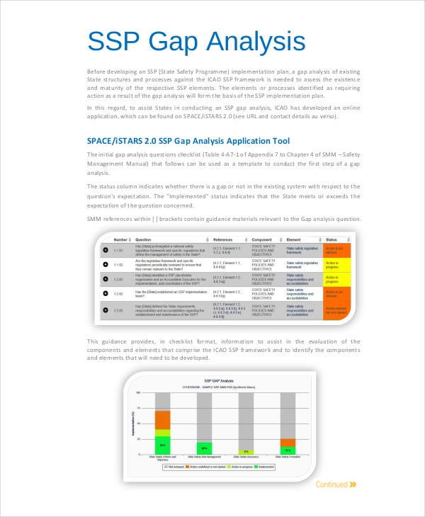 ssp-gap-analysis-example