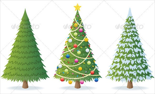 large christmas tree template - Large Christmas Tree
