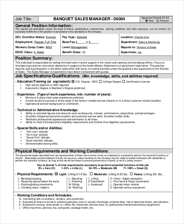 job description format doc koni polycode co