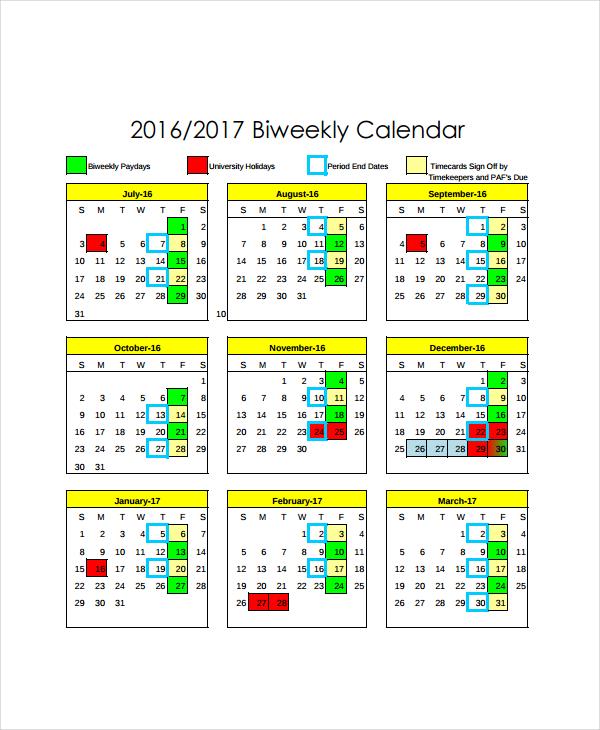 bi-weekly-calendar-template