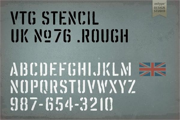 uk-no-76-letter-stencil